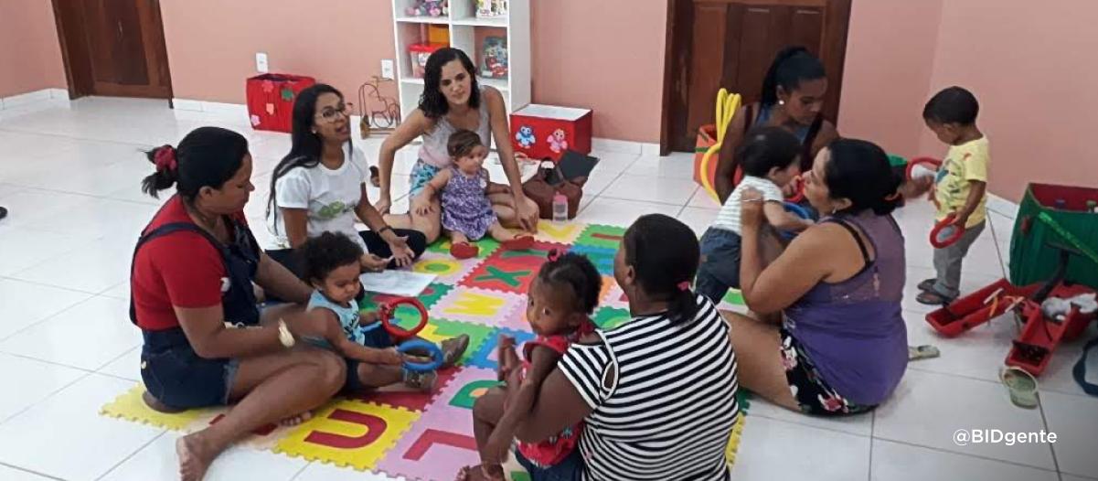 Programa De Desarrollo Infantil Temprano