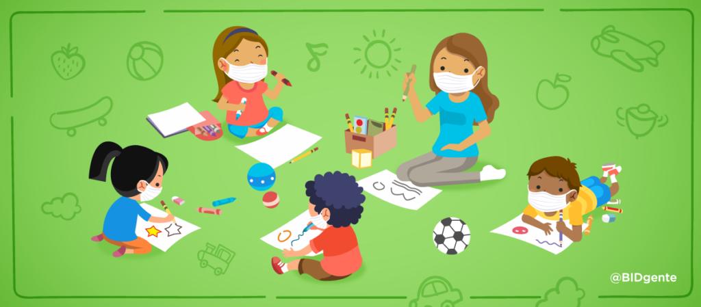 Cuidado infantil de emergencia: Asuntos a considerar