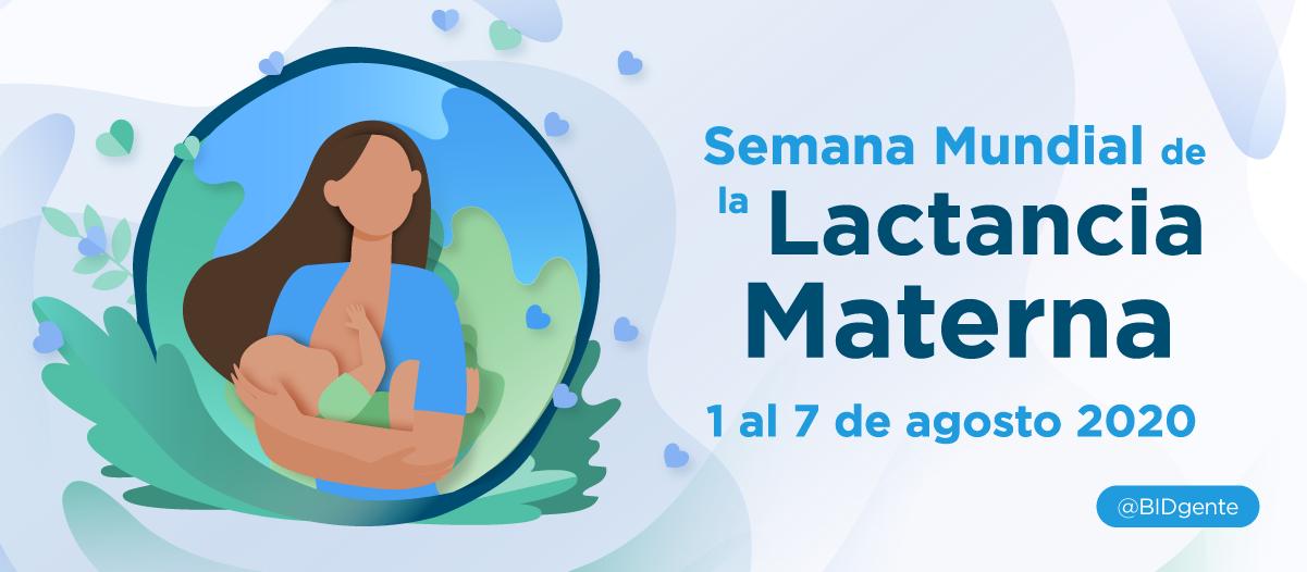 Semana de la lactancia materna