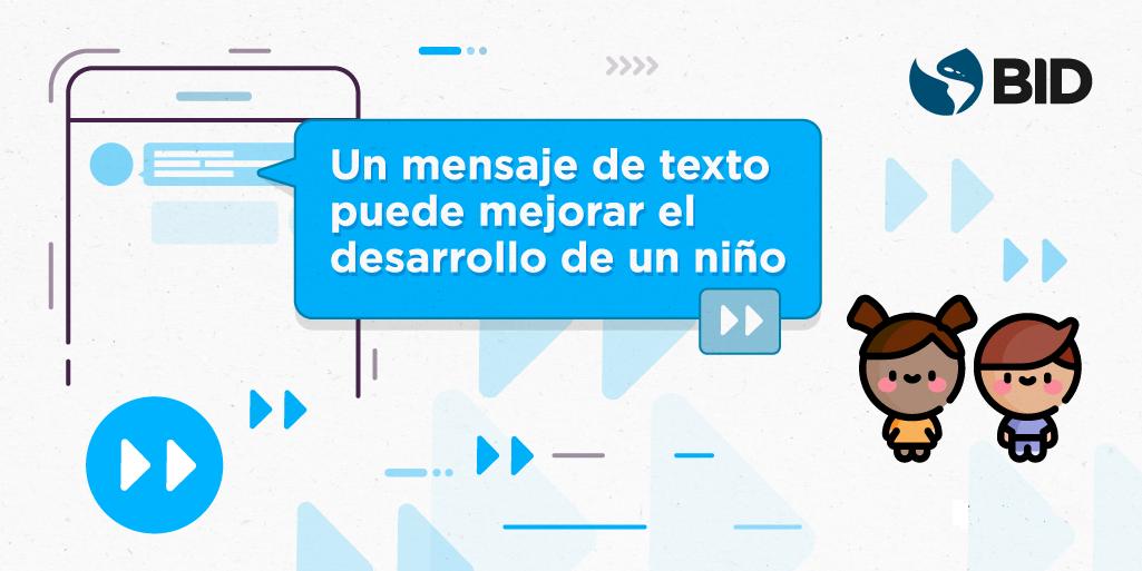 Las nuevas modalidades de entrega de servicios infantiles incluyen salas virtuales, semipresenciales y envío de mensajes de texto, entre otros.