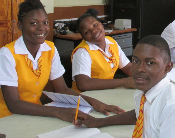 A hands on approach to improving schools in Jamaica