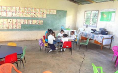 Jugando sí aprendo: educación preescolar comunitaria en Honduras