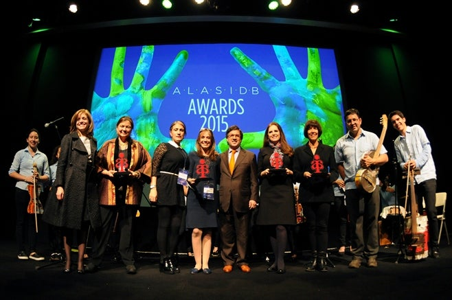 Join us in congratulating the winners of 2015 ALAS-IDB Awards!