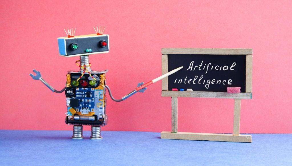 ¿Puede la Inteligencia artificial hacer la educación más inteligente?