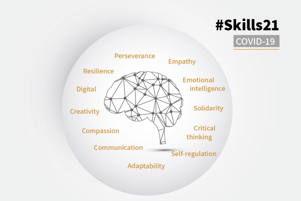 #skills21 in the context of COVID-19