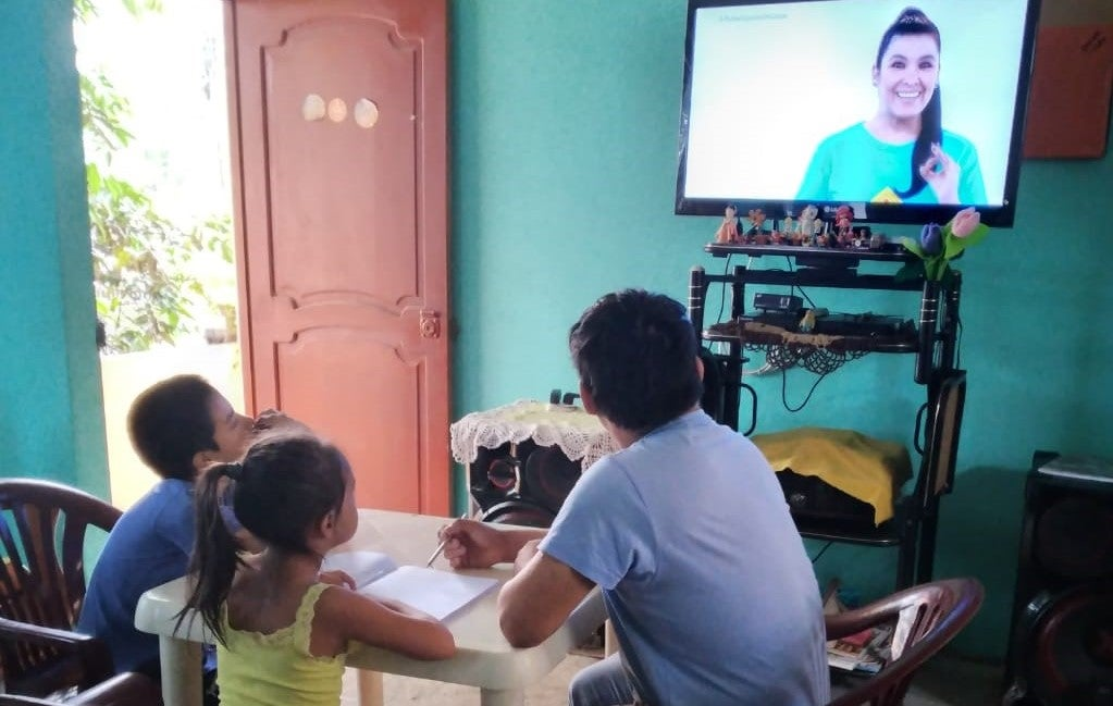 The opinion of more than 8,000 families on remote education during the pandemic