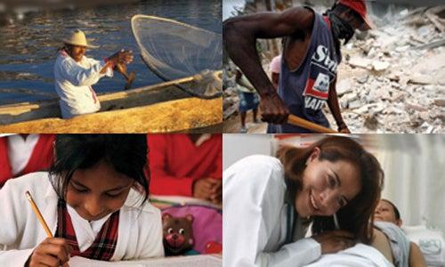 "Beyond social sectors: ""Productive"" Impact Evaluations"