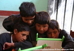 And the jury is back: One Laptop per Child is not enough