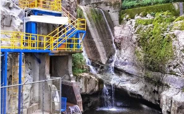 Río Macho: fuente de vida, electricidad y empleo