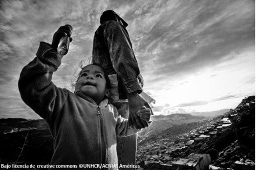 Once the Colombian conflict ends: Where will the internally displaced population go?