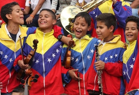Music as an Opportunity for Development: An Alternative Approach to Improve Lives of Young People in Venezuela