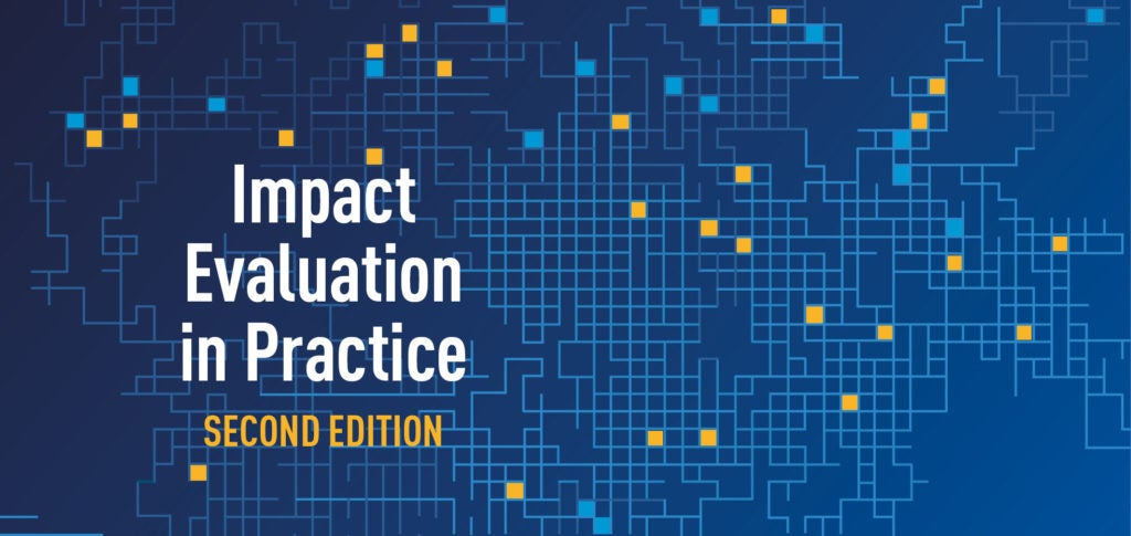How to implement an impact evaluation?