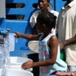 Haiti, Port-au-Prince, Water, Sanitation