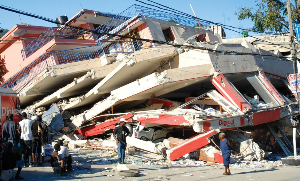 Rebuilding with Local Force: Response to Hurricane Sandy Strengthens Haitian Firms