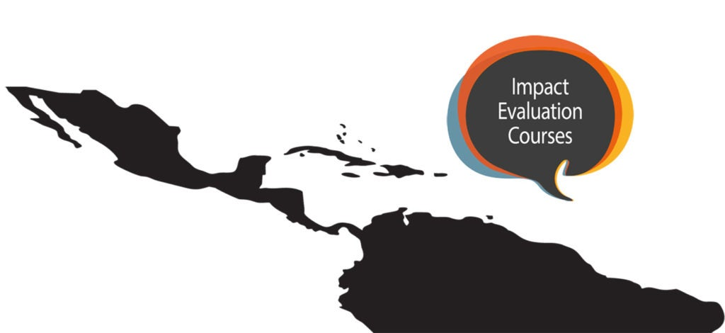 Strengthening impact evaluation step by step in the Caribbean countries