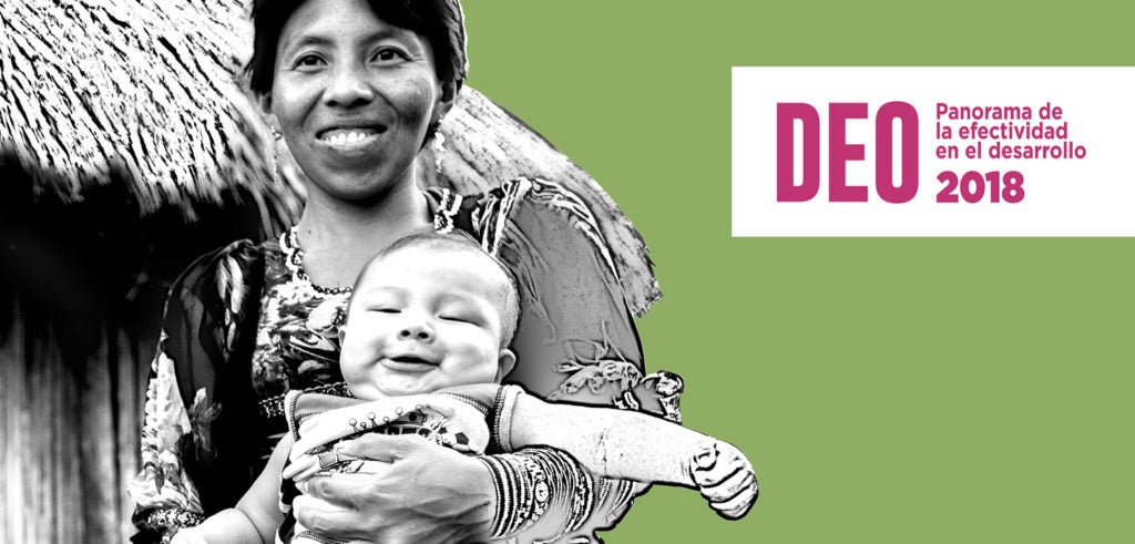 Cuatro medidas clave para un mayor impacto en el desarrollo