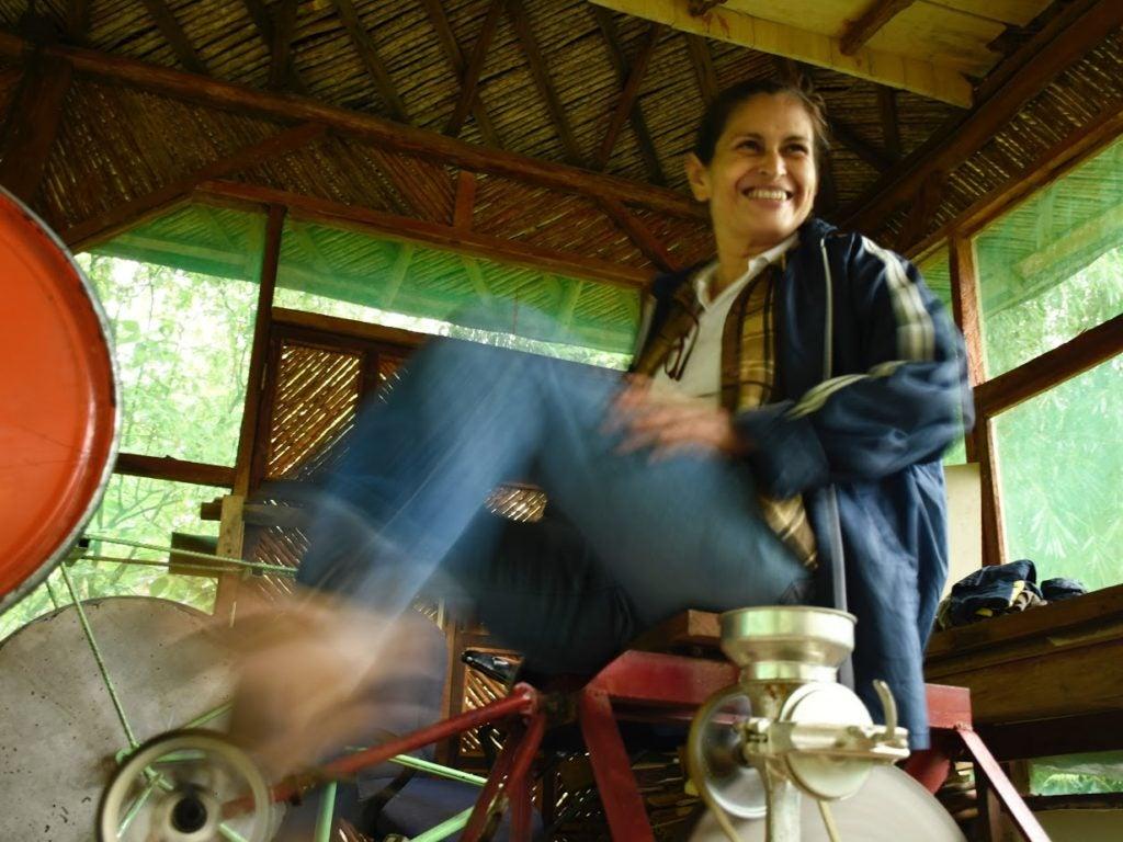 Mujeres, energía y (¡bici!)poder