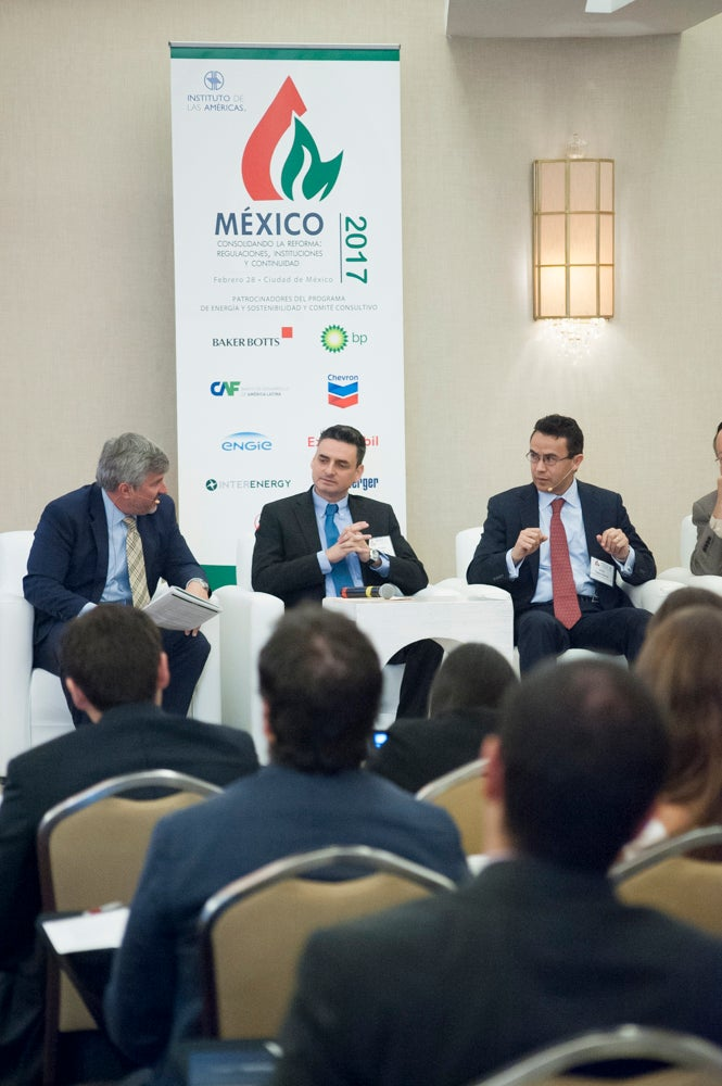 Consolidando la Reforma Energética