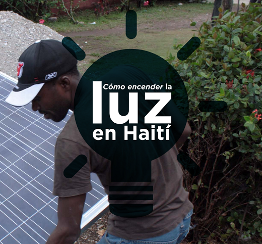 How to Turn on the Lights in Haiti