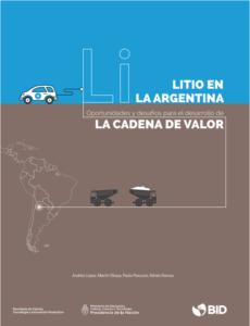 Publicación Litio en Argentina