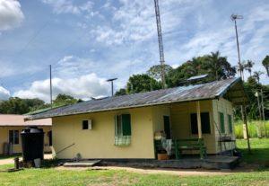 Centro de salud comunitario