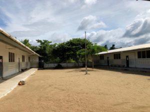 Escuela rural de Pokigron