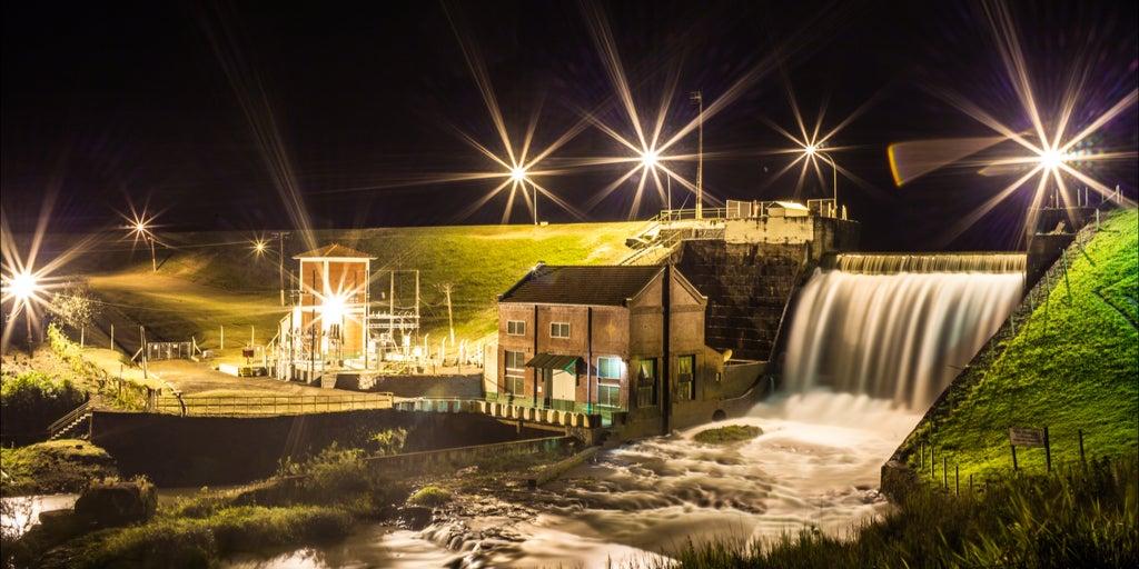 Hydrolectric in Brazil