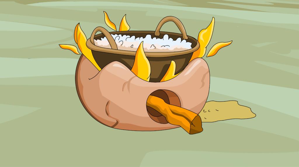 Cocinas limpias, energía para cocinar