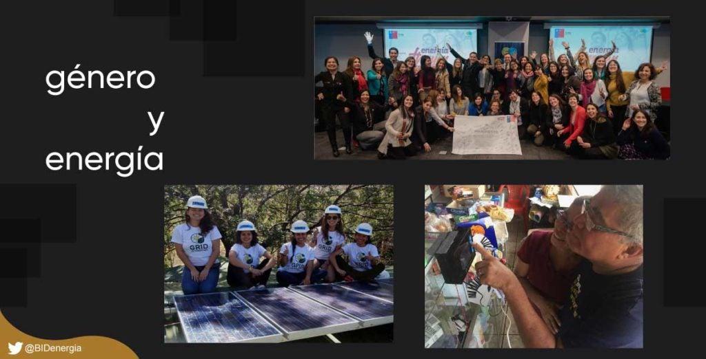 3 programas innovadores en proyectos de género y energía
