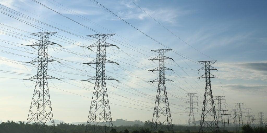 Integración eléctrica-Torre de transmisión