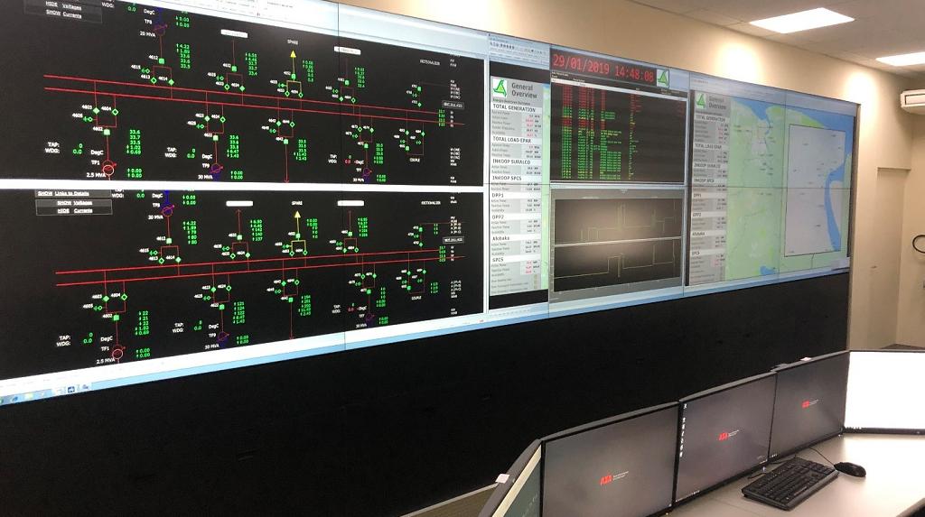 La empresa eléctrica de Surinam consolida su transición hacia empresa digital e inteligente