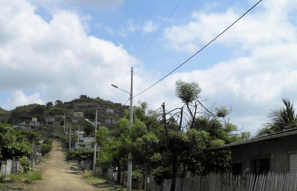 Electrificación rural Ecuador