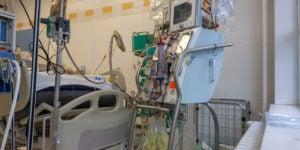 Retos del sector energético-Coronavirus- hospital