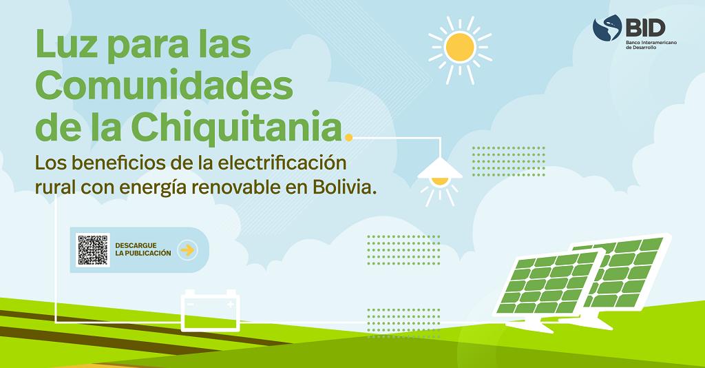 Tecnología solar Chiquitanía-electrificación rural
