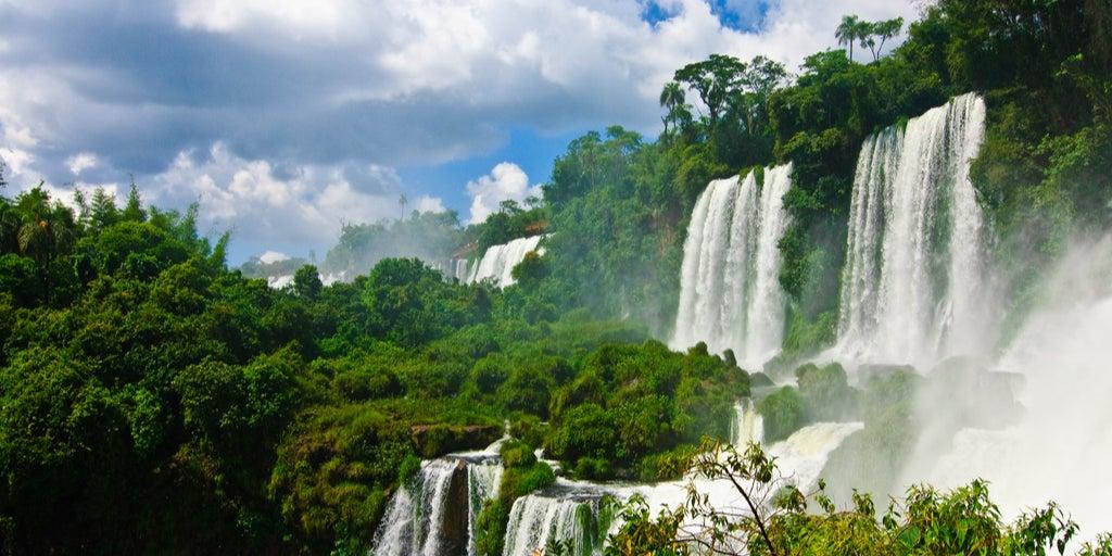 Cataratas de Foz de Iguazu. Impuestos al carbono