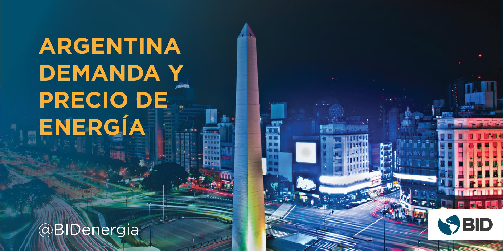 Ciudad de Buenos Aires-Argentina- Demanda y precio
