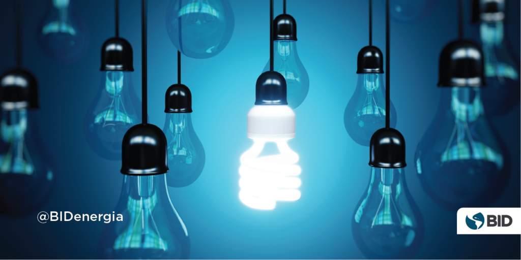 Bombillas led - Eficiencia energética