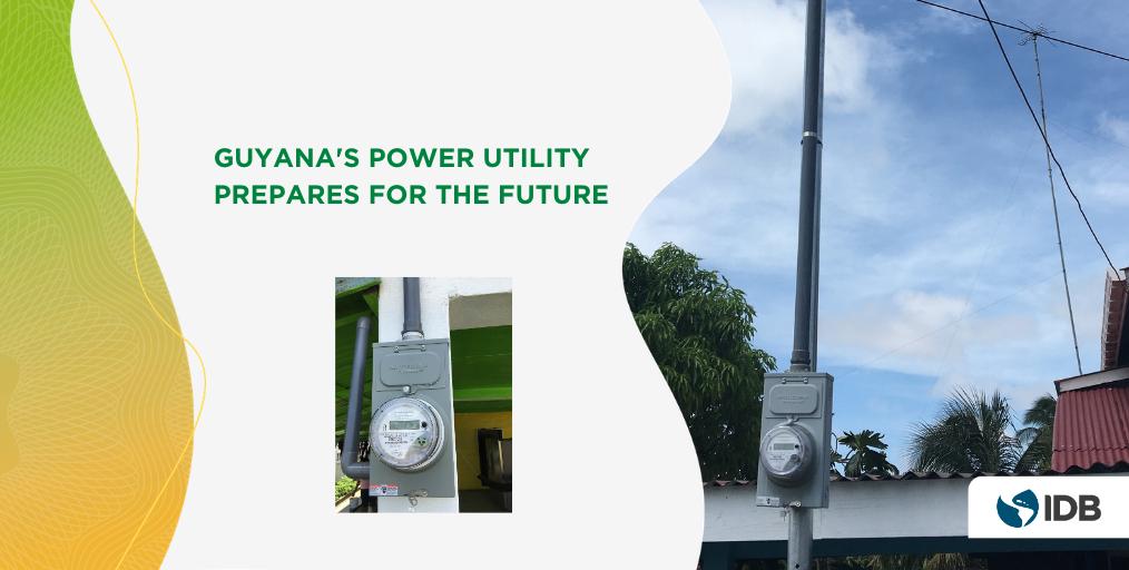 Guyana's power utility