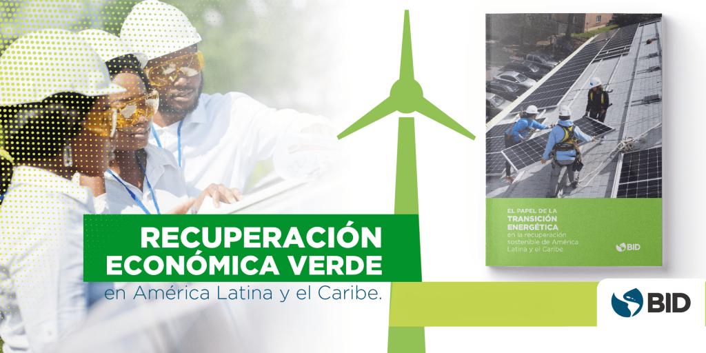 Recuperación económica transisción energetica