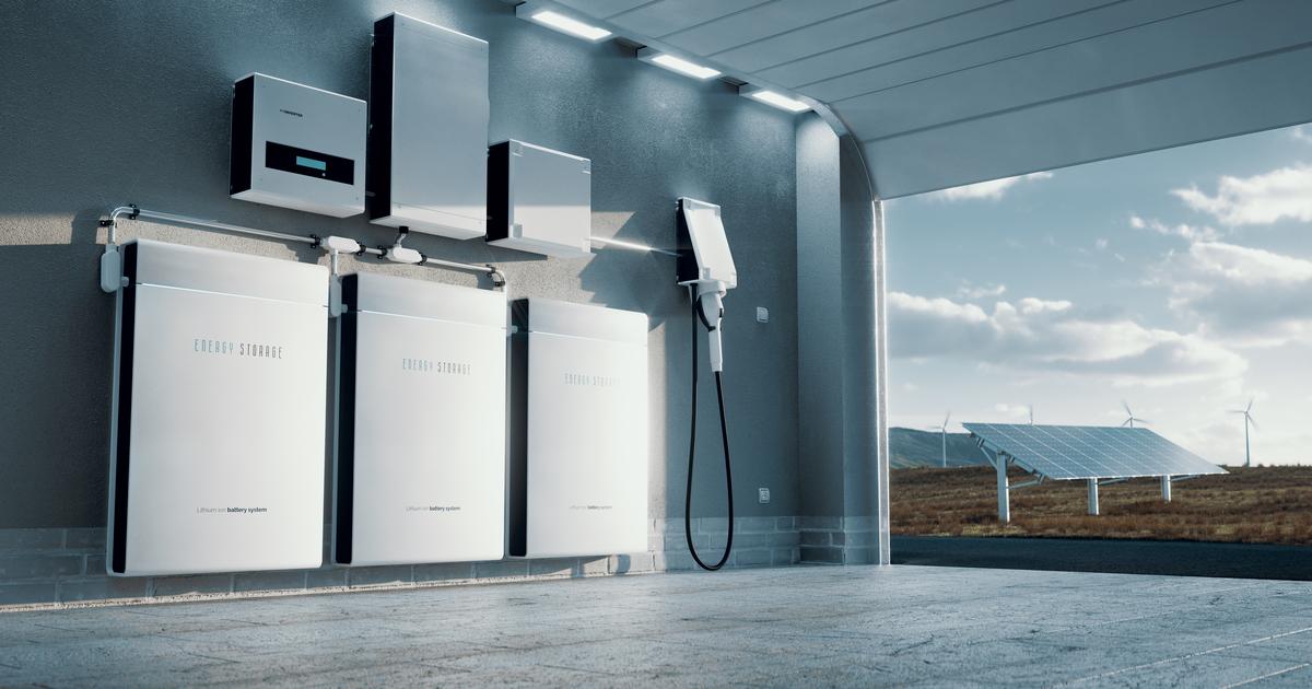 Sistemas de almacenamiento de energía