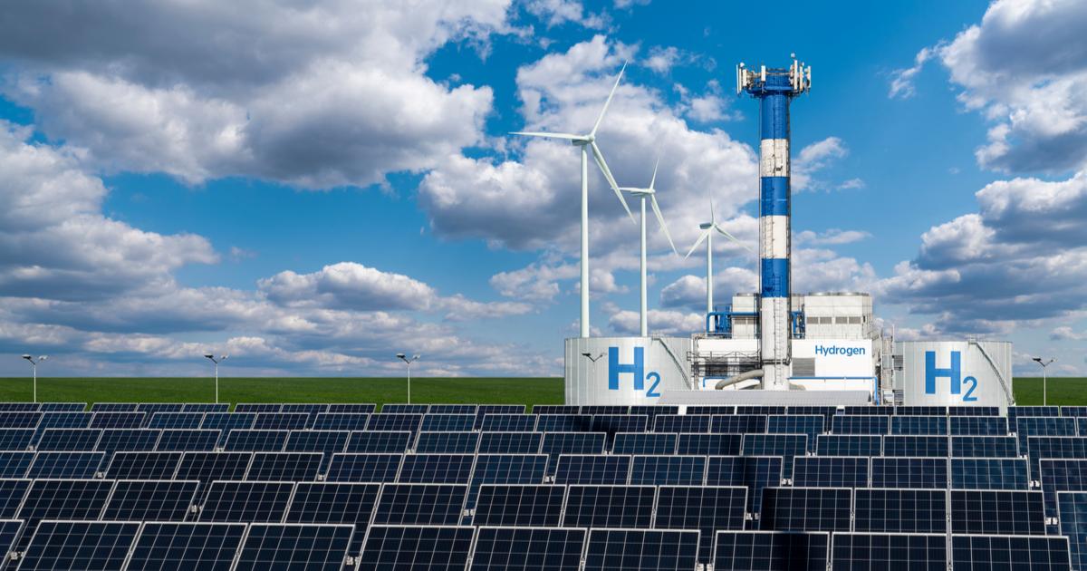 Hidrógeno verde-posicionamiento de Colombia