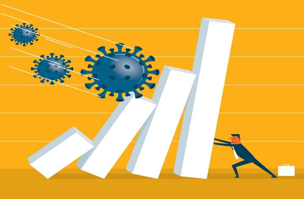 crecimiento económico y coronavirus