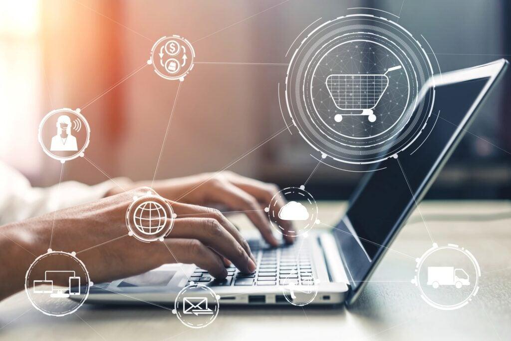cobro del IVA al comercio electrónico