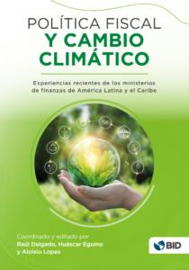 Estudio sobre política fiscal y cambio climático