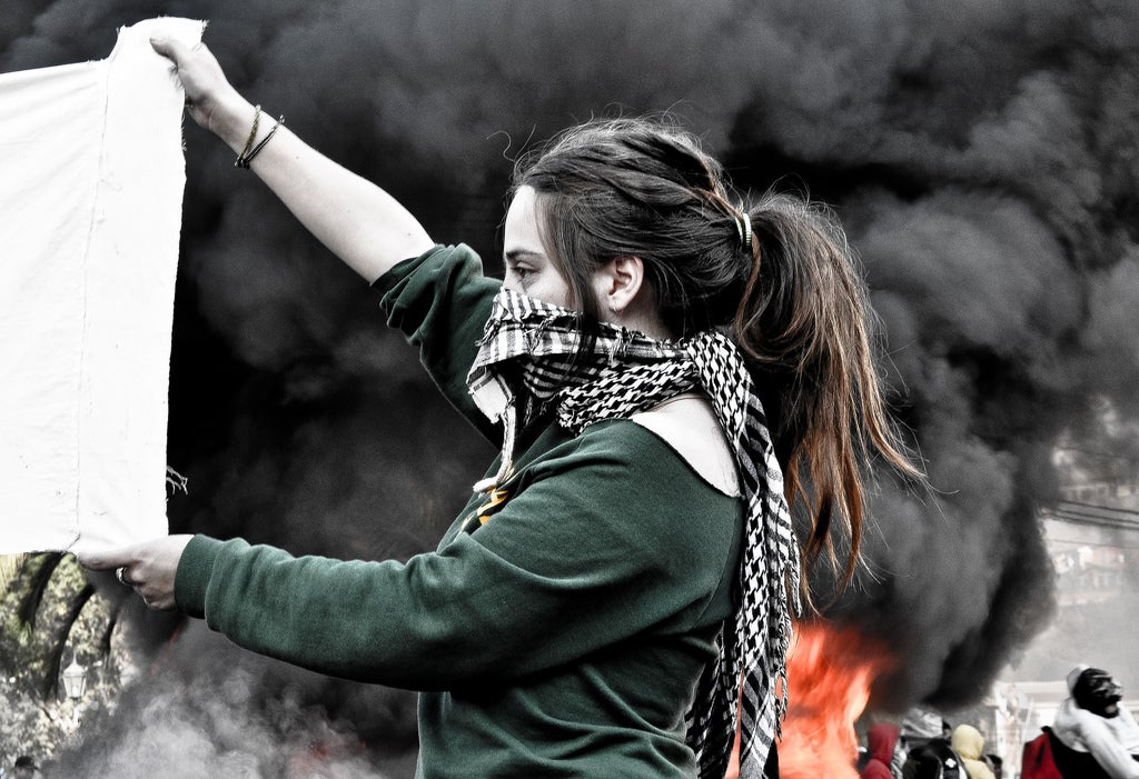 Weak Institutions, Fiery Protests
