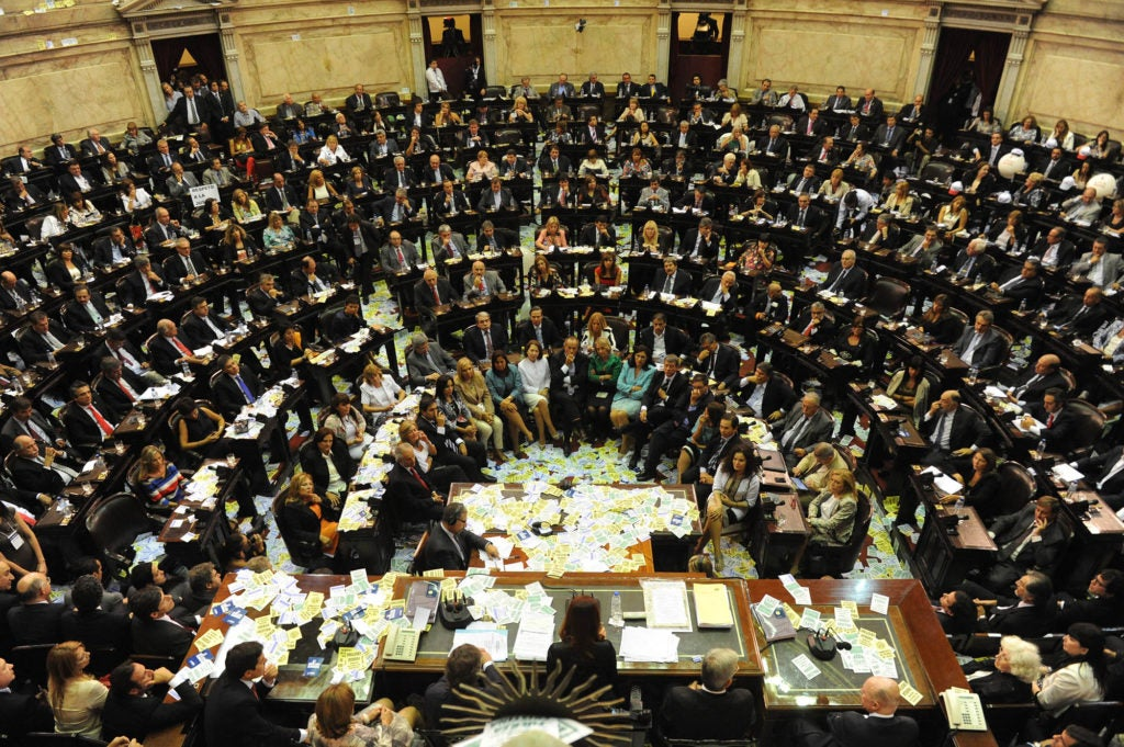 A Fresh Look at Policymaking in Latin America