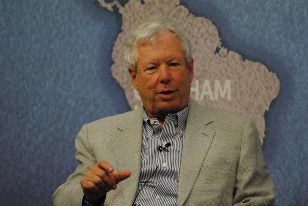 The ideas of Nobel Laureate Richard Thaler inspire IDB interventions in Latin America