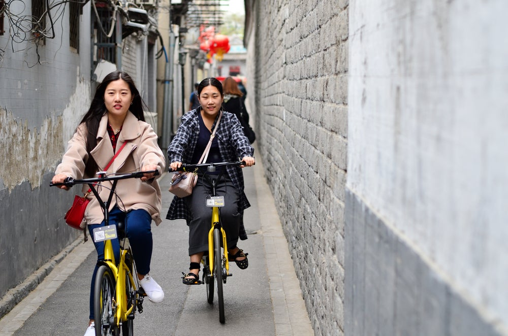 China's Dockless Biking Boom and the Lessons for Latin America