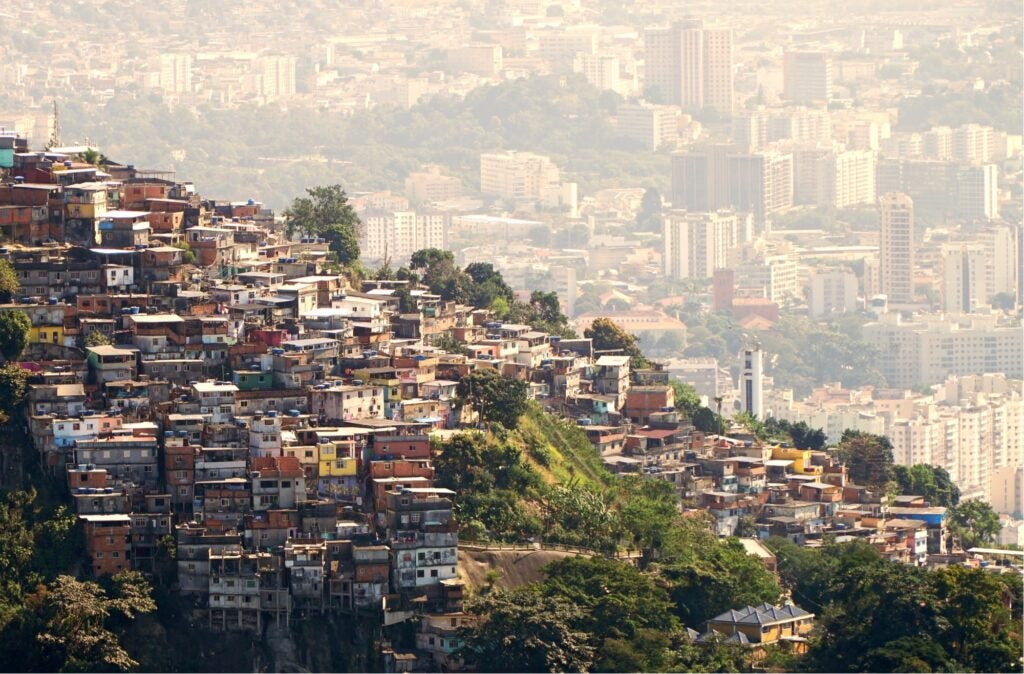 Poor Health, Poverty and the Challenges of COVID-19 in Latin America and the Caribbean