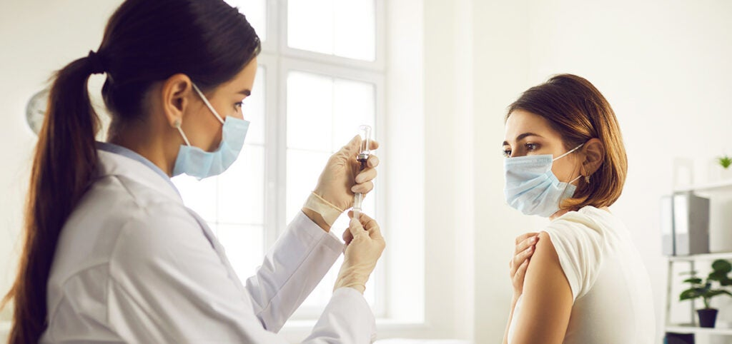 Vacunación, Inmunización